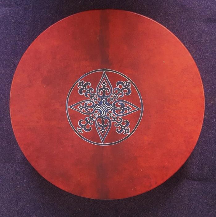 Chinnamasti Vajra Drum